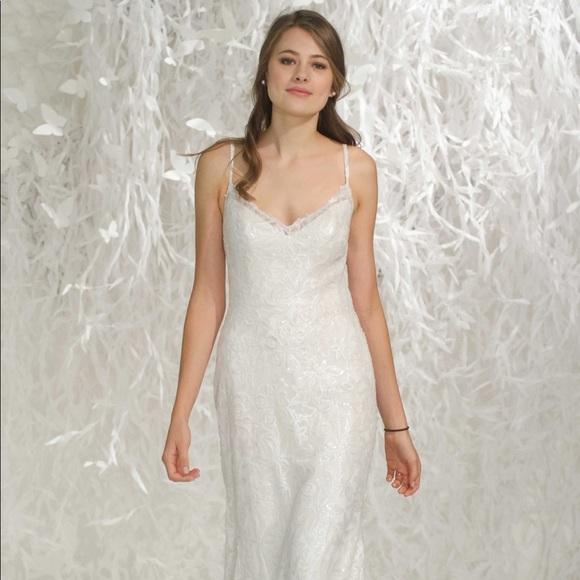 f38fd9bab Watters Dresses | Willowby By Seychelles Wedding Dress | Poshmark